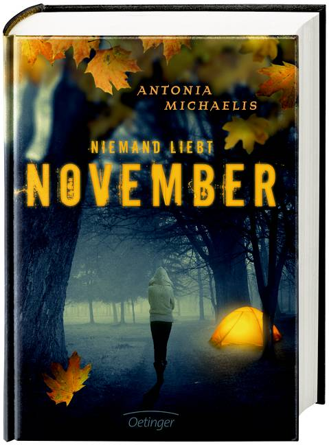 Niemand liebt November - Michaelis, Antonia