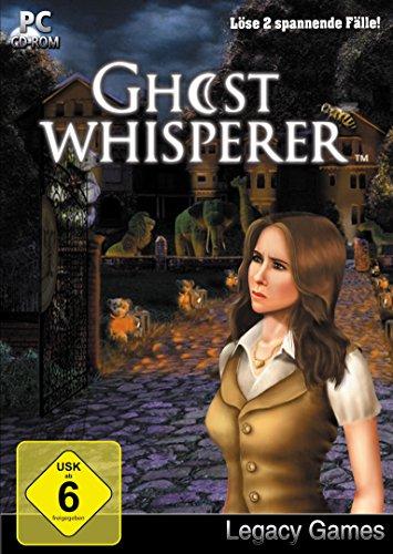 Ghost Whisperer - Legacy Games