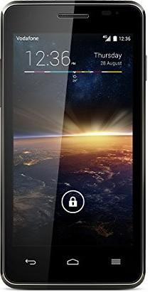 Vodafone Smart 4 Turbo 4GB schwarz