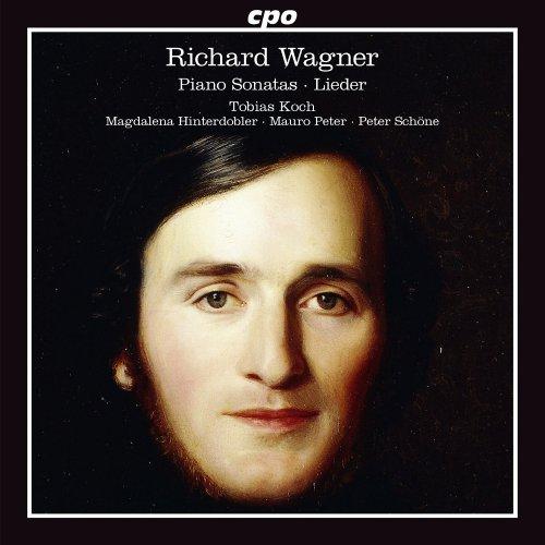 Tobias Koch - Piano Sonatas & Lieder