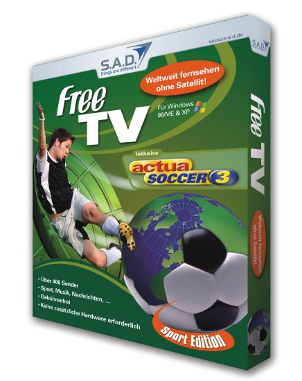 free TV [Sport Edition]
