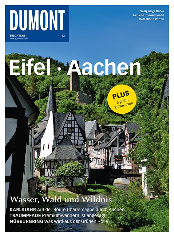DuMont Bildatlas Eifel, Aachen - Simon, Klaus