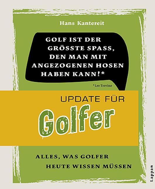 Update für Golfer: Alles was Golfer heute wisse...