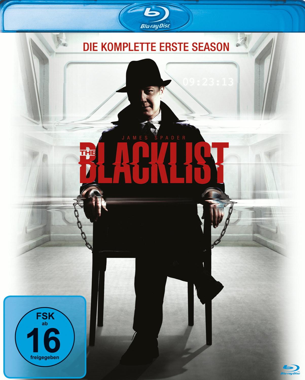 The Blacklist - Die komplette erste Season