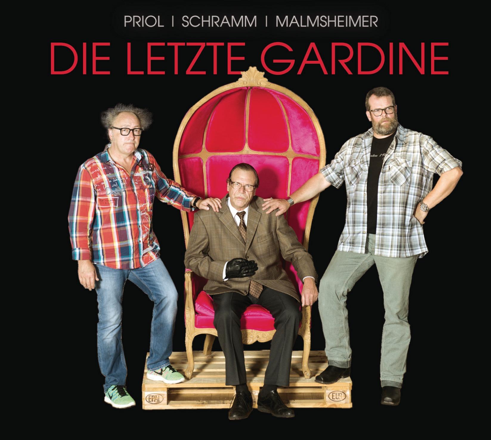 Die letzte Gardine - Eine Lederhand packt ein: WortArt - Jochen Malmsheimer [Audio CD]