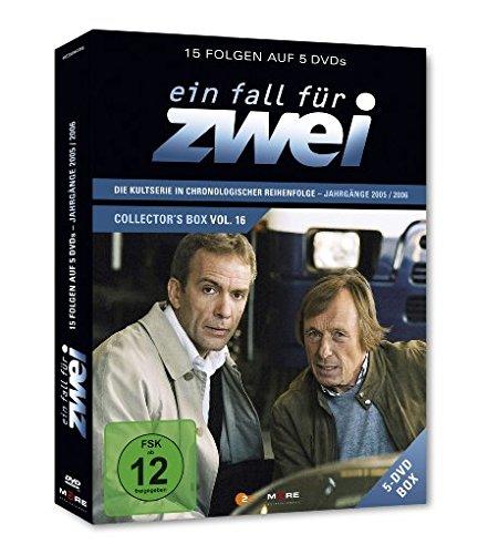 Ein Fall für Zwei - Collector´s Box 16 [5 DVDs]