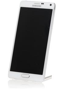 samsung n910f galaxy note 4 32gb frost white gebraucht kaufen. Black Bedroom Furniture Sets. Home Design Ideas