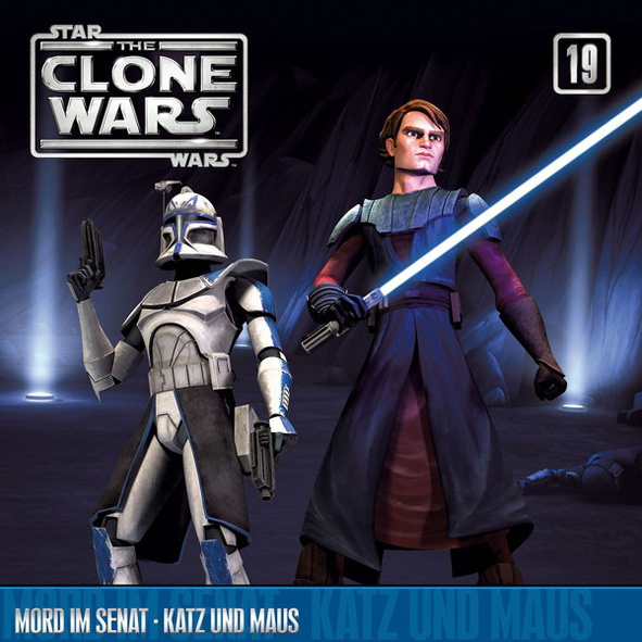 Star Wars - The Clone Wars: Vol. 19 - Mord im Senat / Katz und Maus