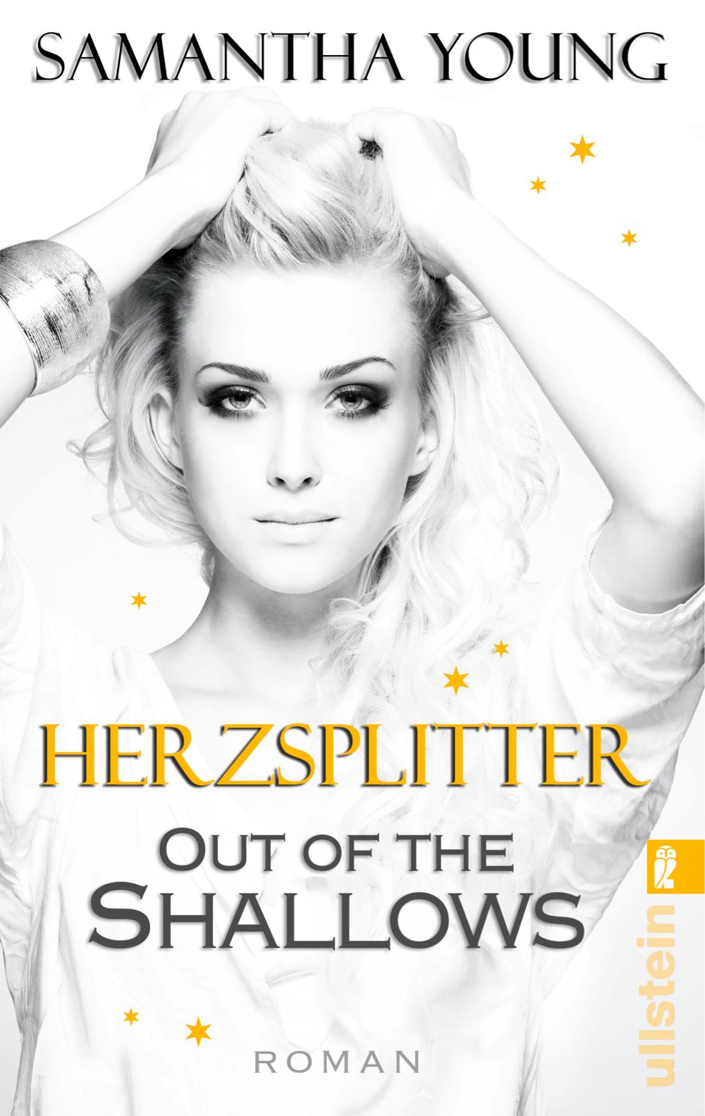 Out of the Shallows: Herzsplitter - Samantha Young [Taschenbuch]