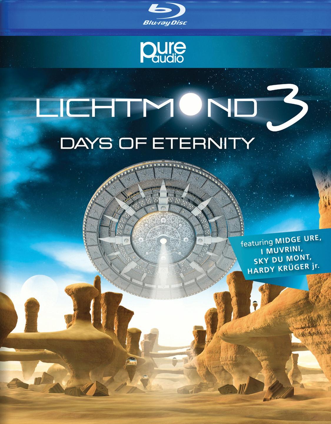Lichtmond - Days Of Eternity (Pure Audio Blu-Ray)