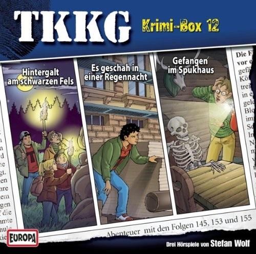 TKKG: Folgen 145 / 153 / 155 [3er Box]