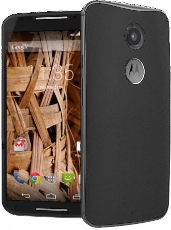 Motorola Moto X 16GB [2. Generation] black