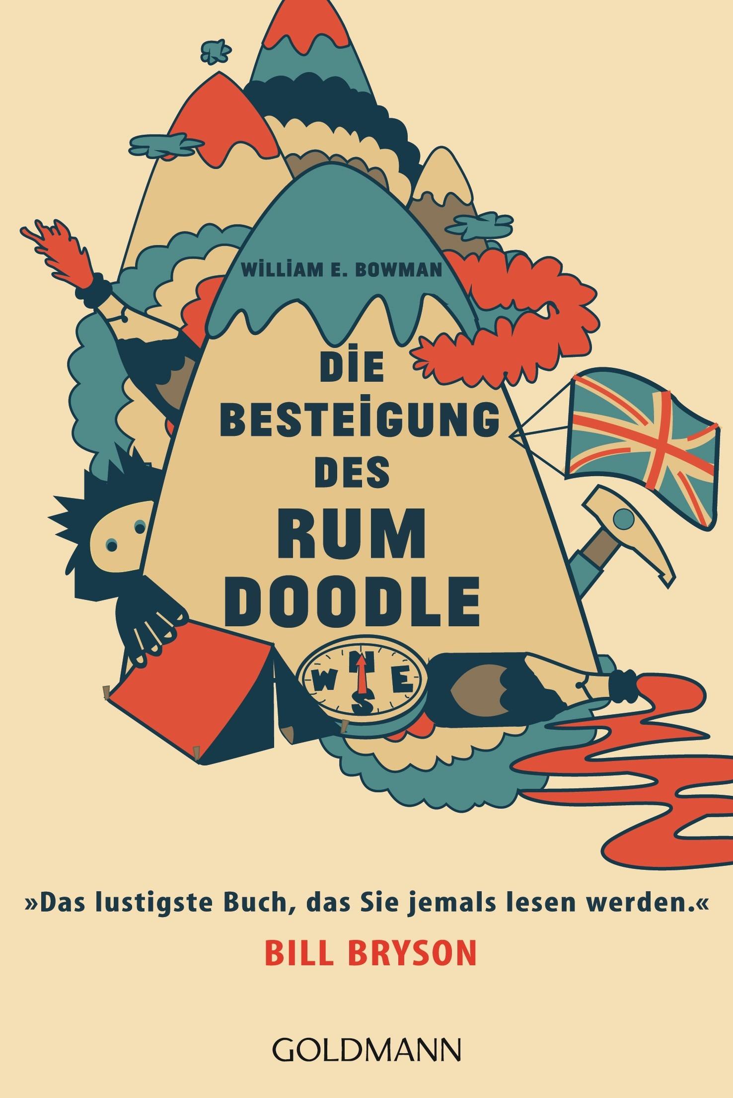 Die Besteigung des Rum Doodle - Bowman, William E.