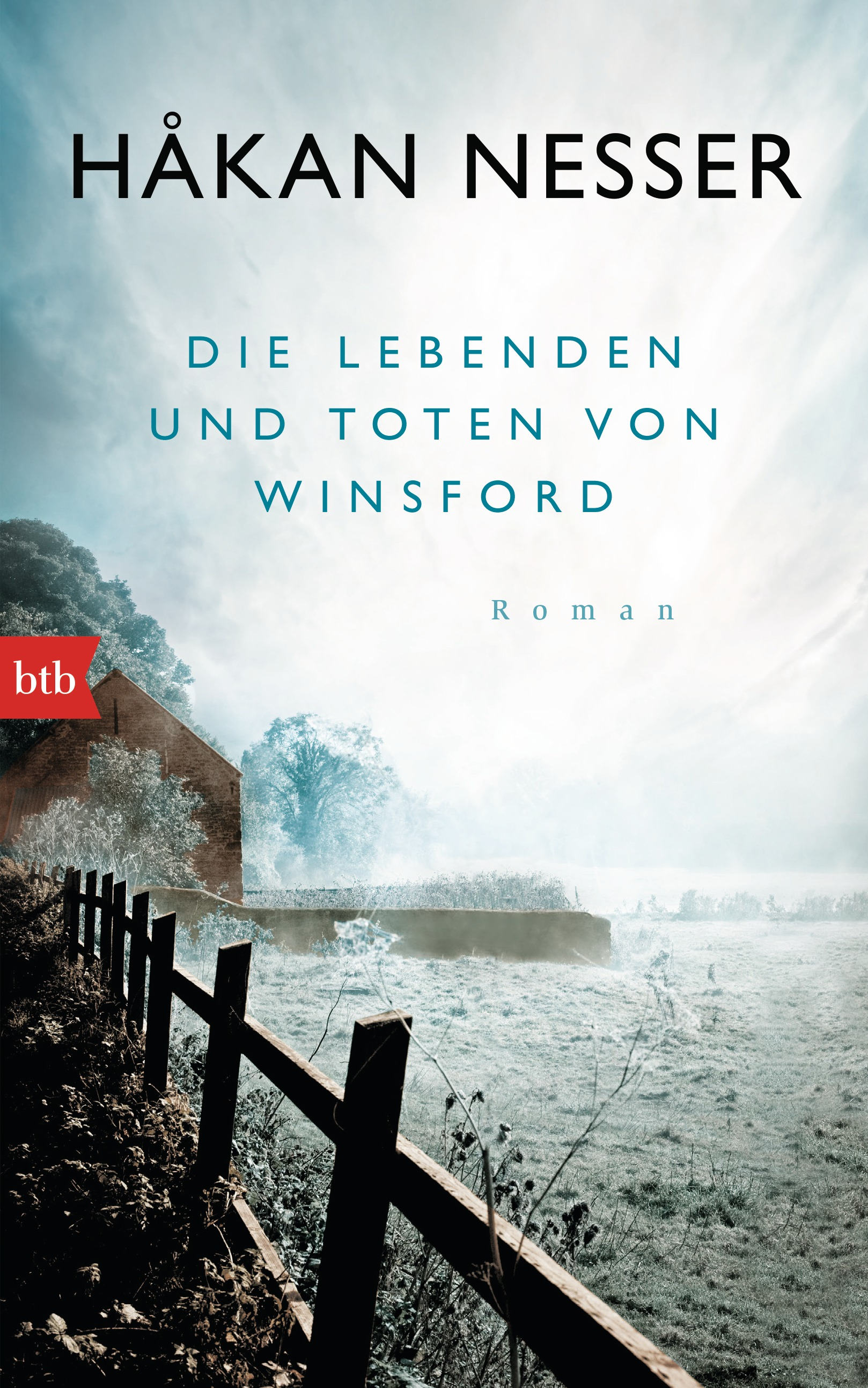 Die Lebenden und Toten von Winsford - Håkan Nesser [Gebundene Ausgabe]