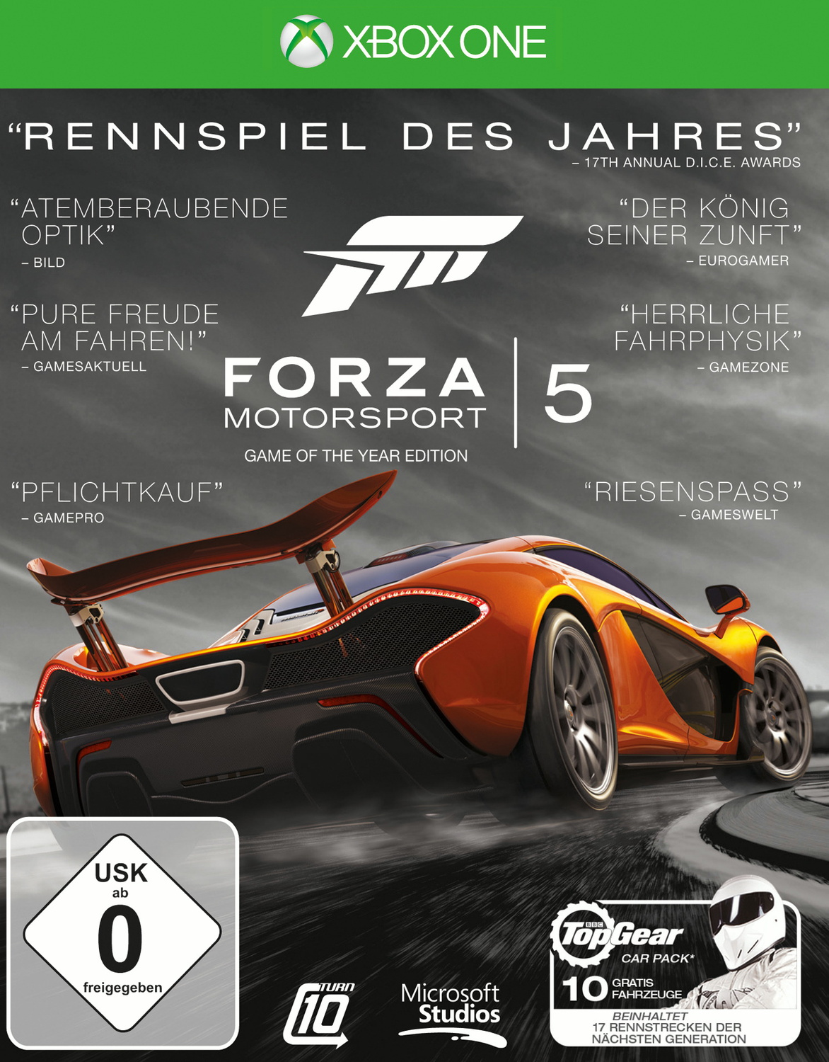 Forza Motorsport 5 [Game of the Year Edition]