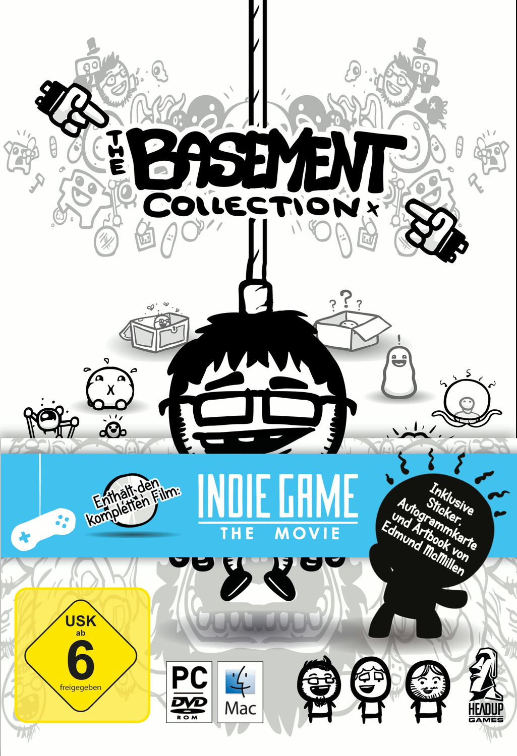 The Basement Collection inkl. Indie Game: The M...