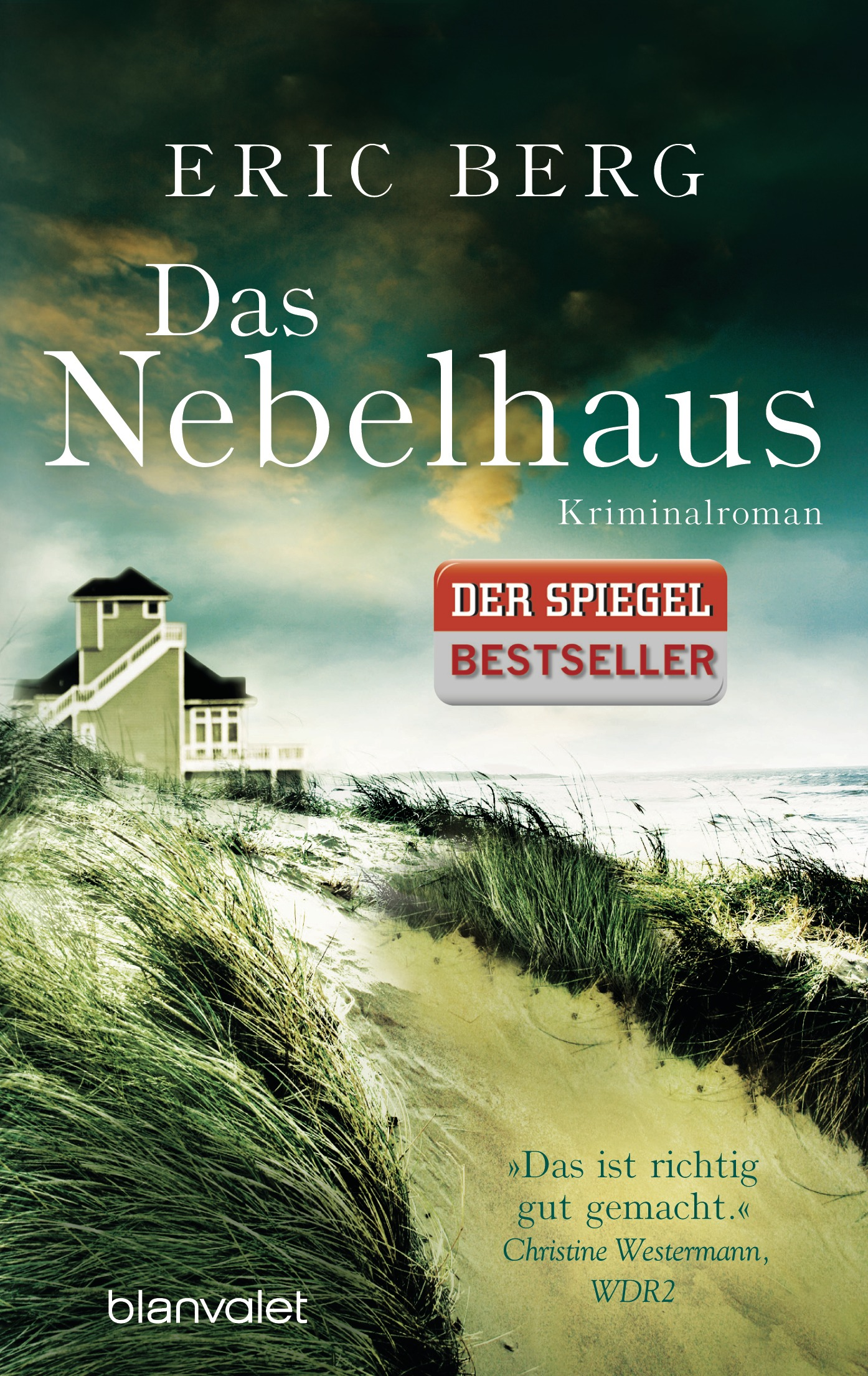 Das Nebelhaus - Eric Berg [Taschenbuch]