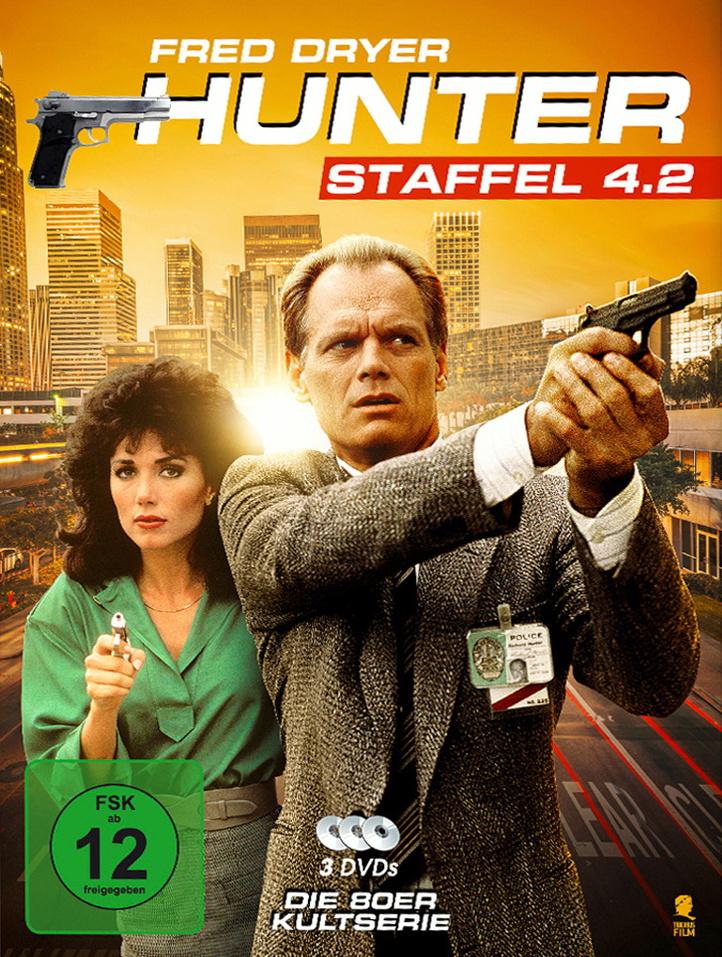 Hunter - Gnadenlose Jagd: Staffel 4.2 [3 DVDs]