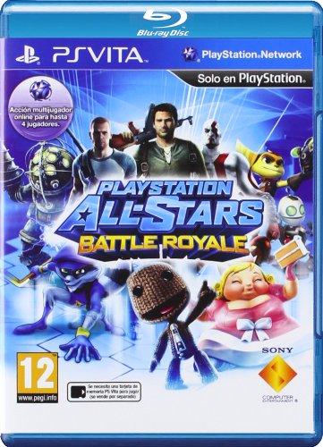 Playstation All-Stars Battle Royale (Seminuevos...