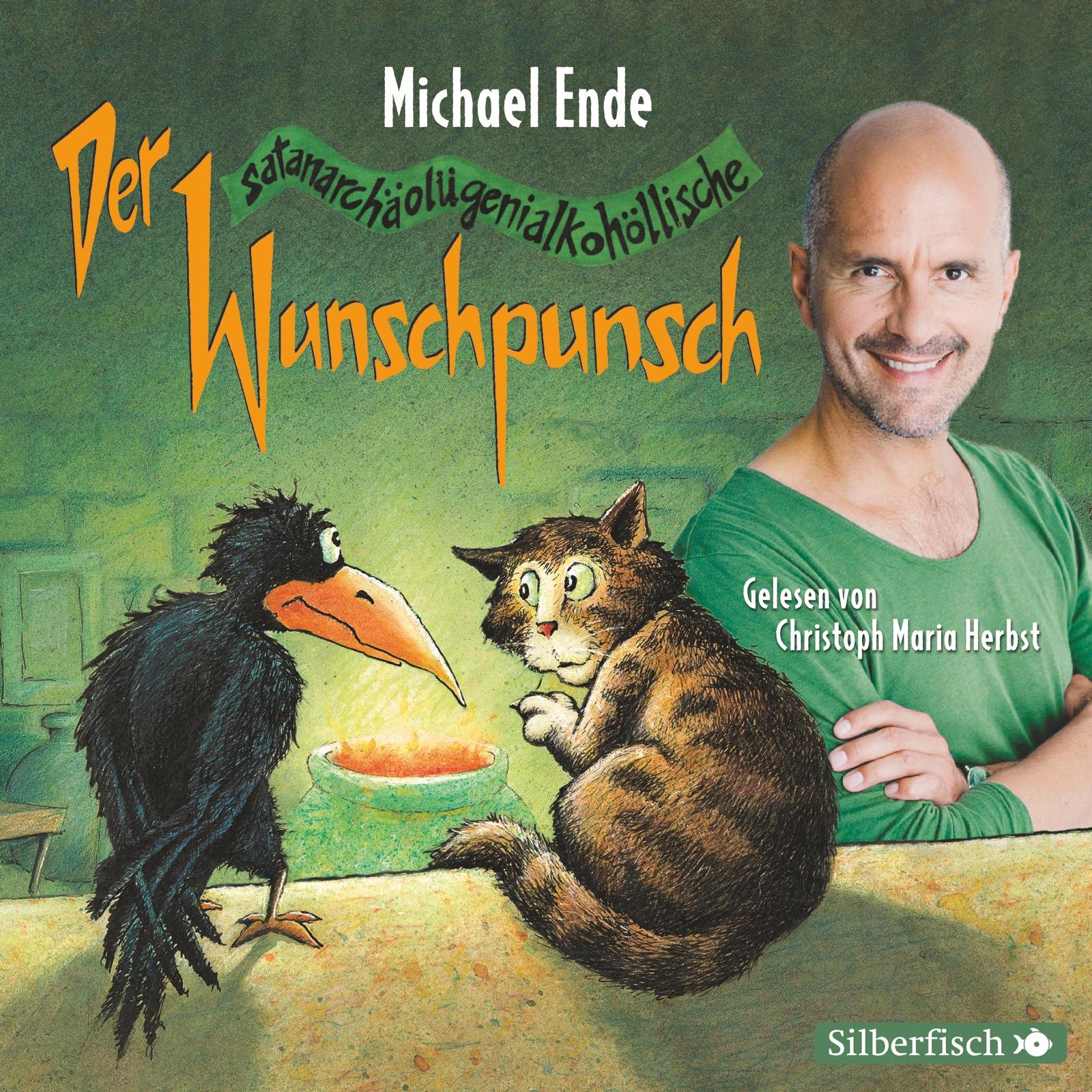 Der Wunschpunsch - Michael Ende [4 Audio CDs]