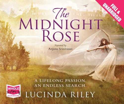 The Midnight Rose - Riley, Lucinda