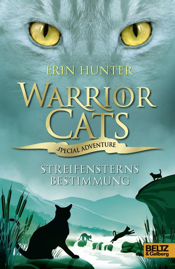 Warrior Cats - Special Adventure 4: Streifensterns Bestimmung - Erin Hunter [Gebundene Ausgabe]