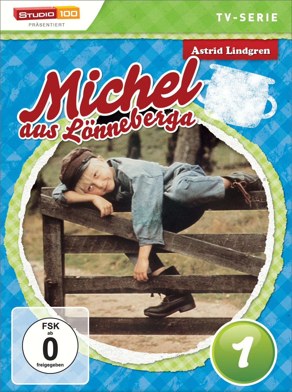 Astrid Lindgren: Michel aus Lönneberga - TV-Serie: Vol. 1