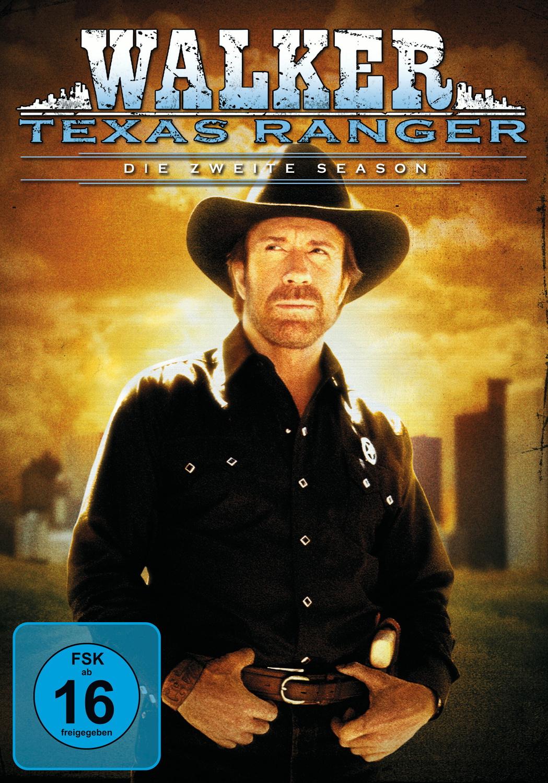 Walker, Texas Ranger - Season 2 [7 DVDs]