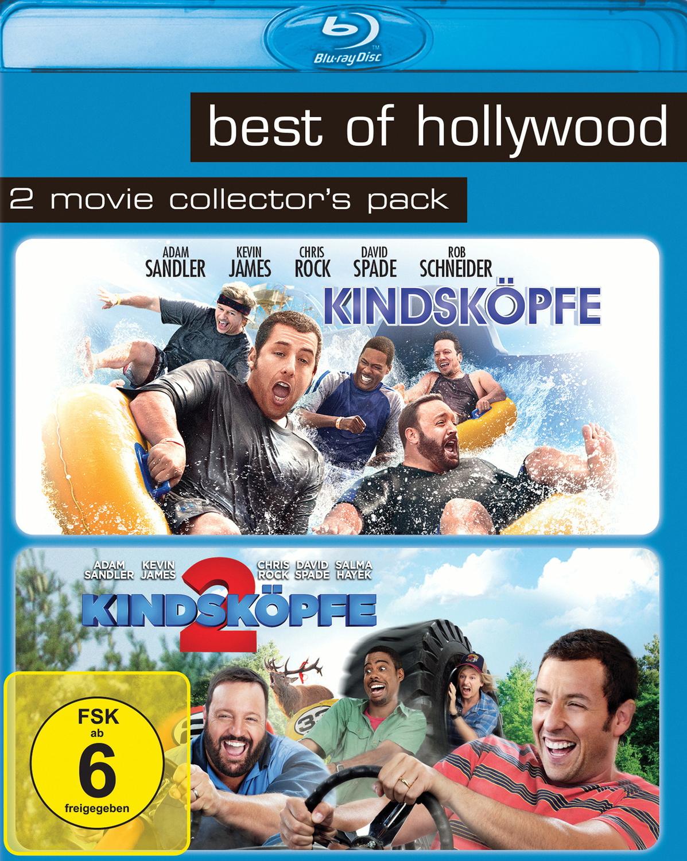 Best of Hollywood - 2 Movie Collector´s Pack: Kindsköpfe / Kindsköpfe 2 [2 Discs]