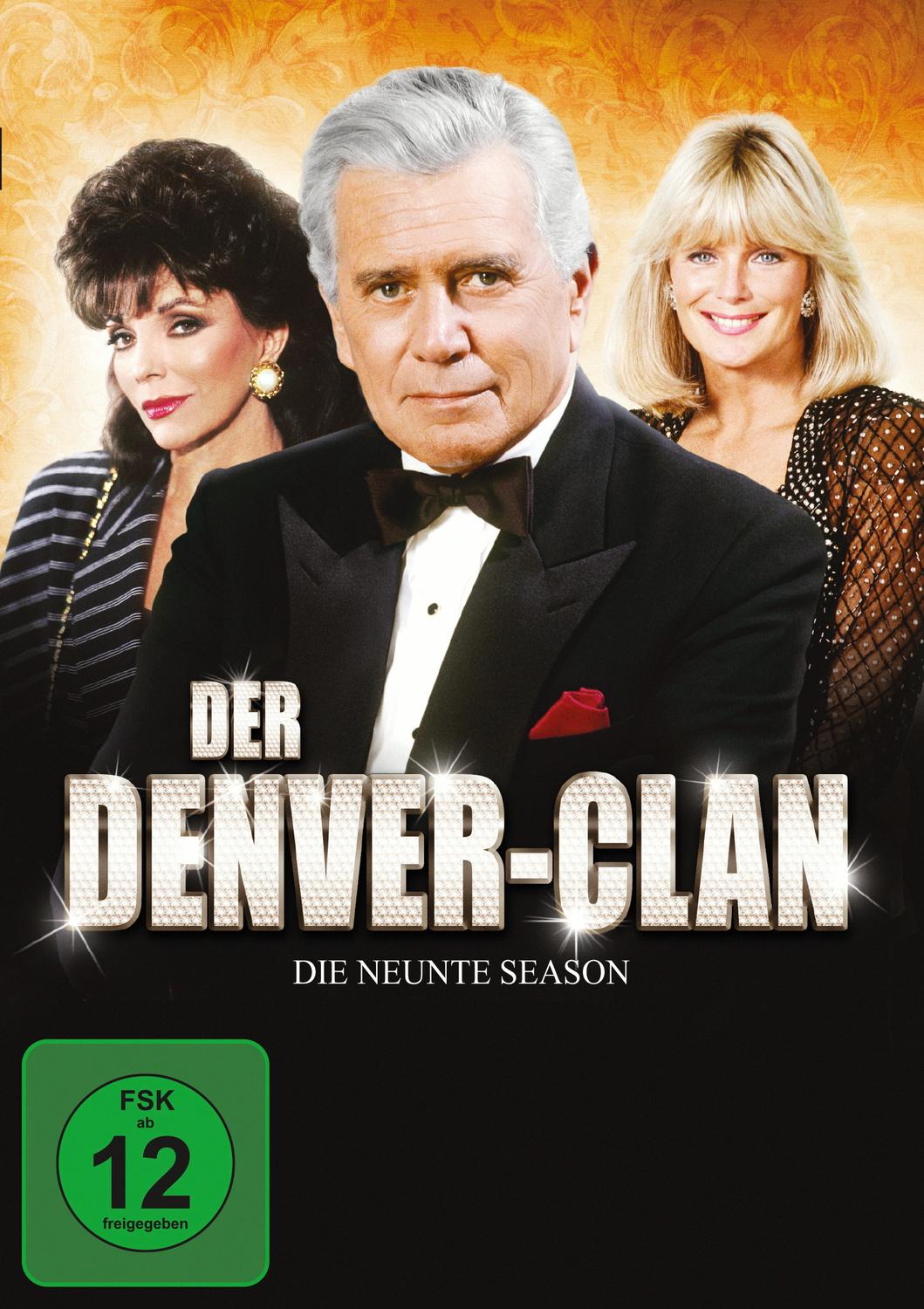 Der Denver-Clan - Season 9 [6 DVDs]