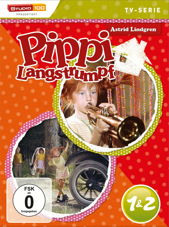 Pippi Langstrumpf - TV-Serie:Vol. 1 & 2