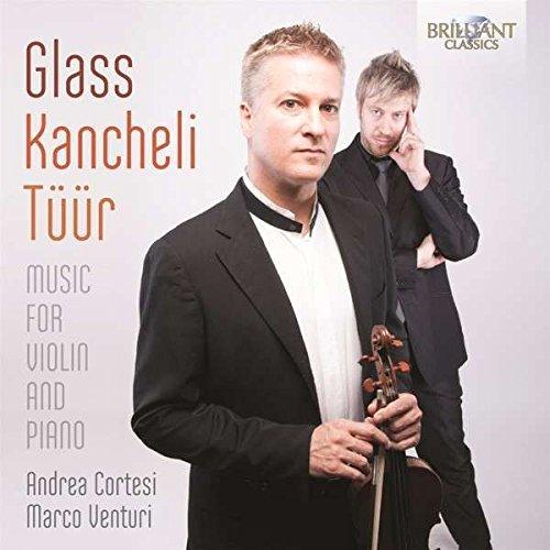 Andrea Cortesi - Music for Violin and Piano