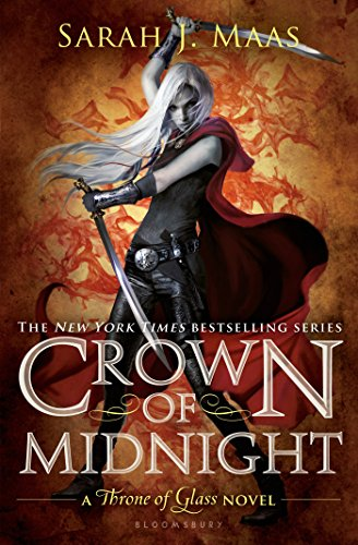 Crown of Midnight (Throne of Glass) - Maas, Sar...