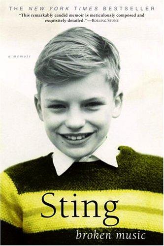 Broken Music - Sting