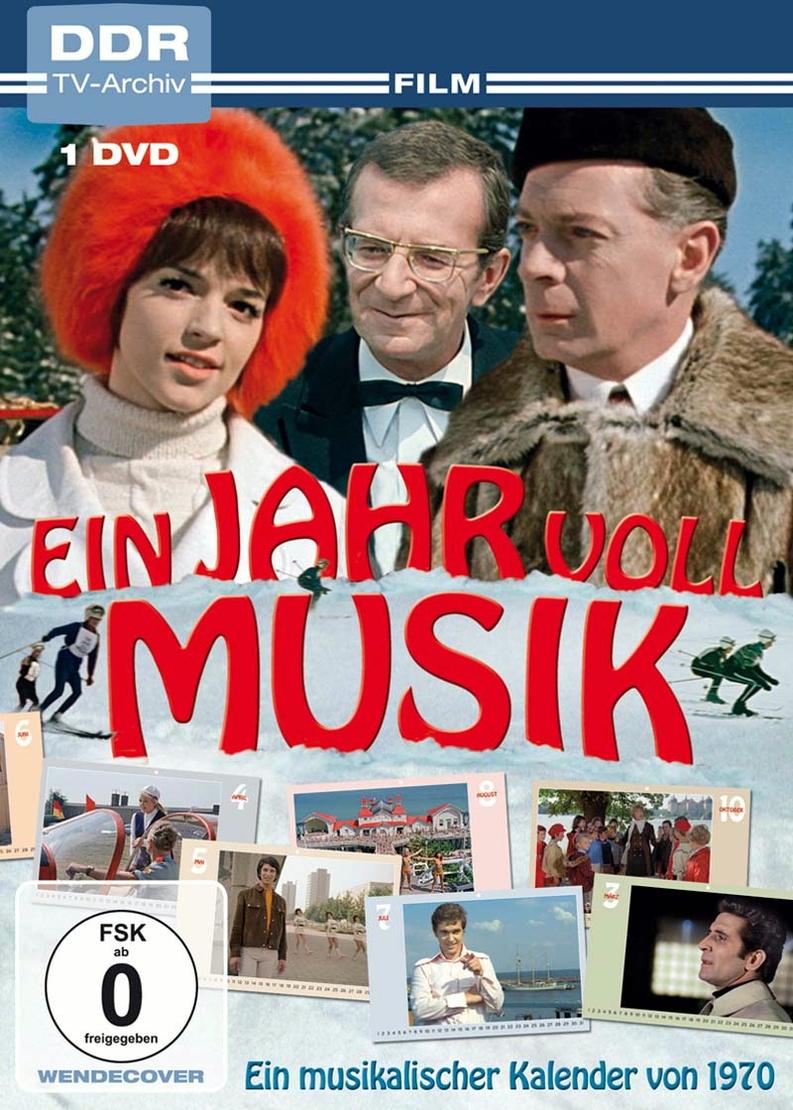 Ein Jahr voll Musik [DDR TV-Archiv]