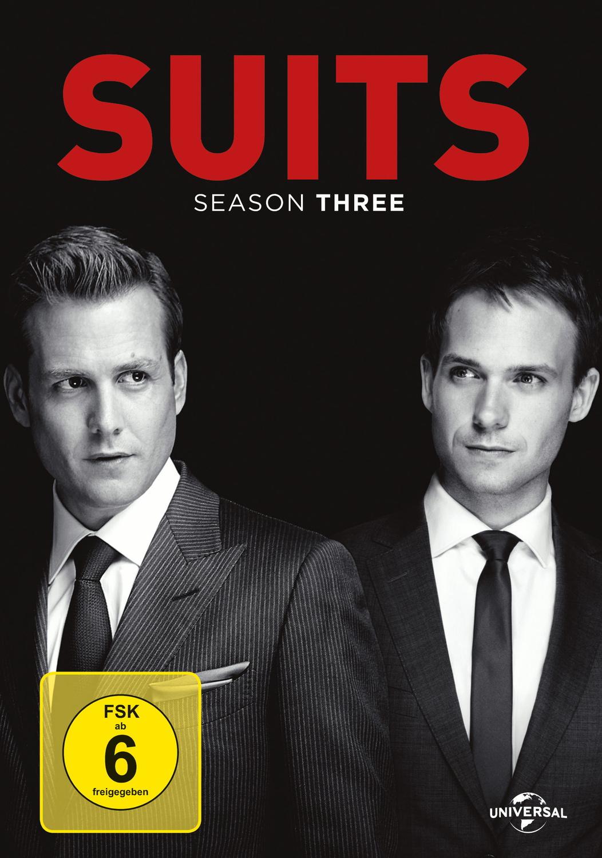 Suits - Season 3 [4 DVDs]
