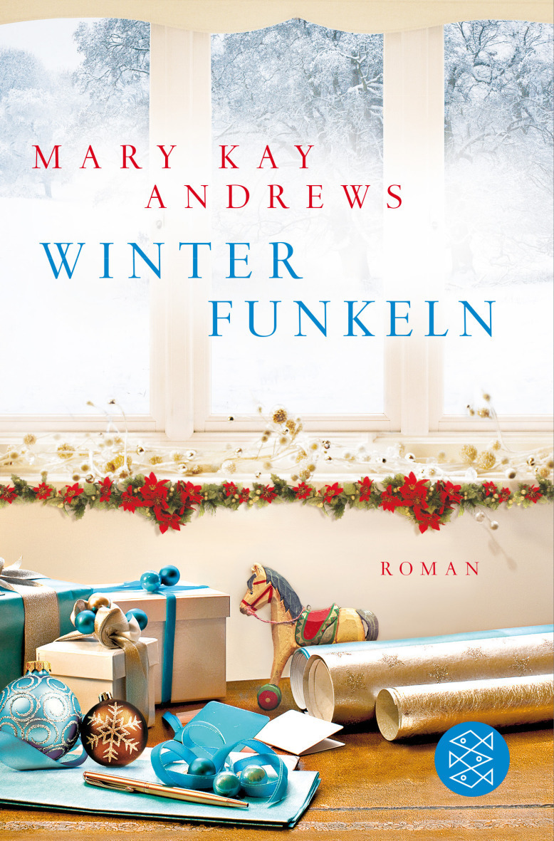 Winterfunkeln - Mary Kay Andrews [Taschenbuch]