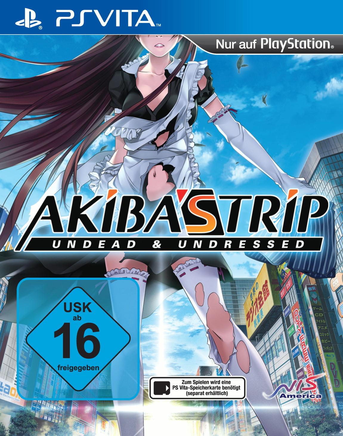 Akibas Trip 2: Undead & Undressed - [Playstatio...