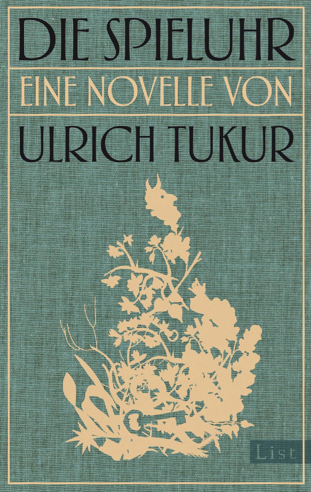 Die Spieluhr: Roman - Tukur, Ulrich