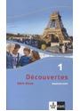 Découvertes 1: Vokabellernheft, französisch - 7. Klasse [1. Auflage 2012, Broschiert]