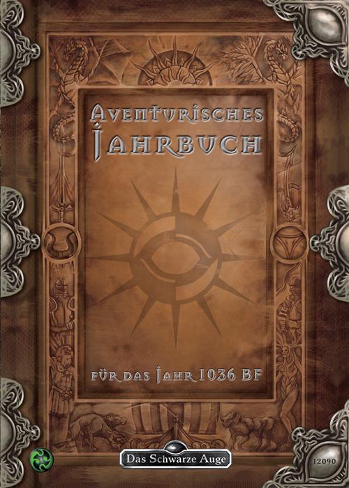 Das Schwarze Auge - Aventurisches Jahrbuch - Daniel S. Richter