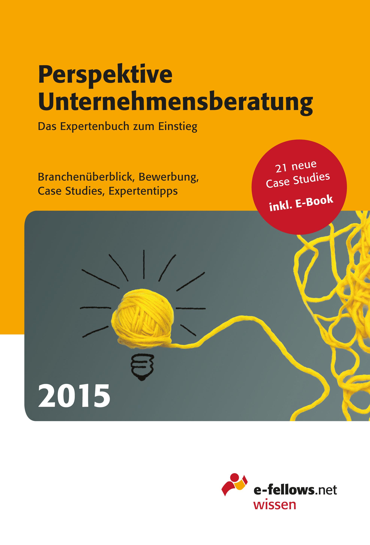 Perspektive Unternehmensberatung 2015: Das Expe...