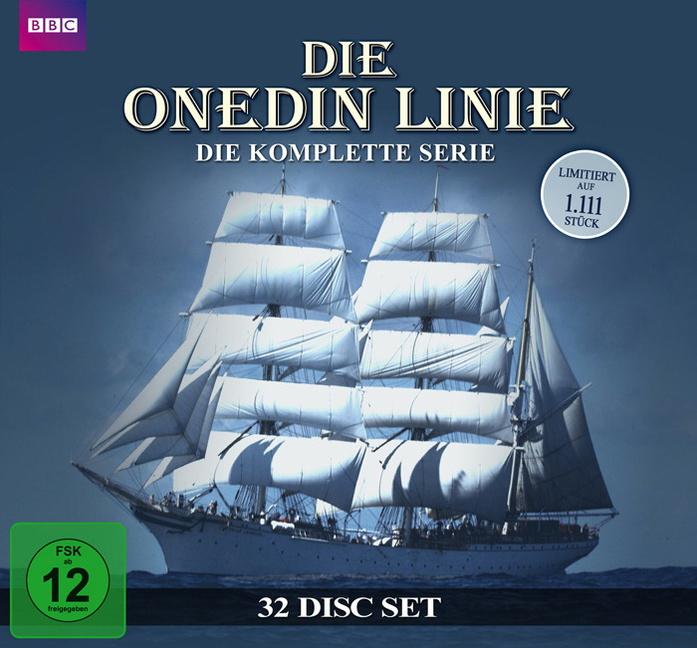 Die Onedin Linie: Die Komplette Serie [32 DVDs]
