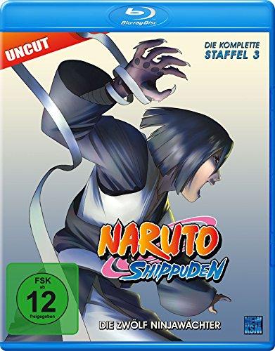 Naruto Shippuden, Staffel 3: Die Zwölf Ninjawächter