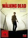 The Walking Dead - Die komplette vierte Staffel [5 DVDs, Uncut]