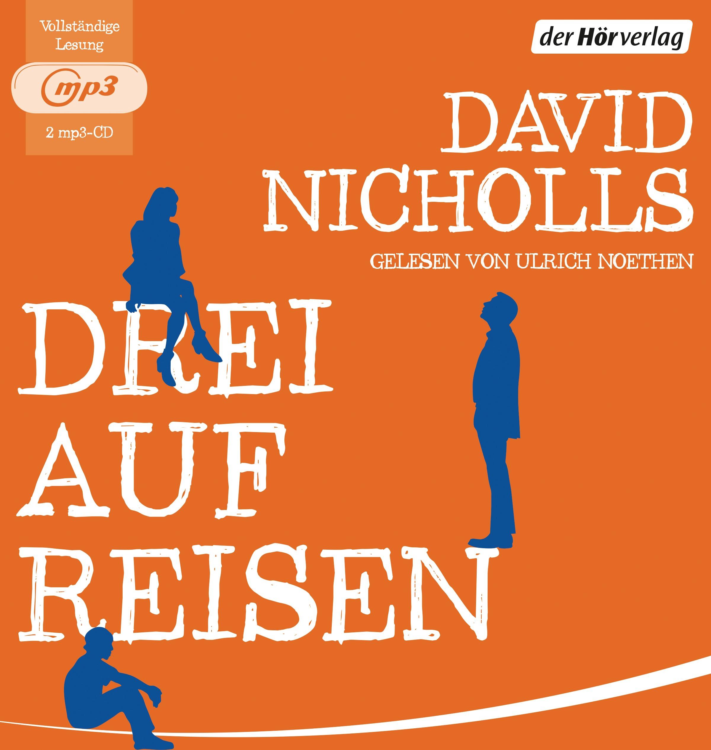 Drei auf Reisen - Nicholls, David