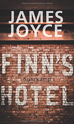 Finn´s Hotel - James Joyce [Gebundene Ausgabe]