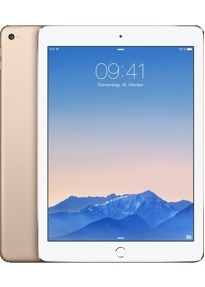 apple ipad air 2 9 7 16gb wi fi cellular gold. Black Bedroom Furniture Sets. Home Design Ideas