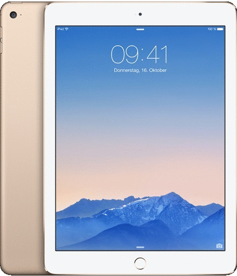 Apple iPad Air 2 9,7 128GB [Wi-Fi + Cellular] gold