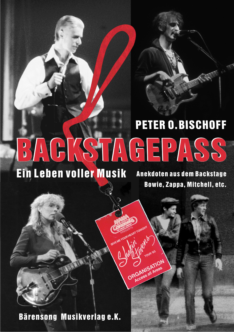 Backstage-Pass: Ein Leben voller Musik. Anekdot...